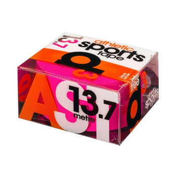 D3 AST Athletic Strapping Tape 38mm x 13.7M [pink]