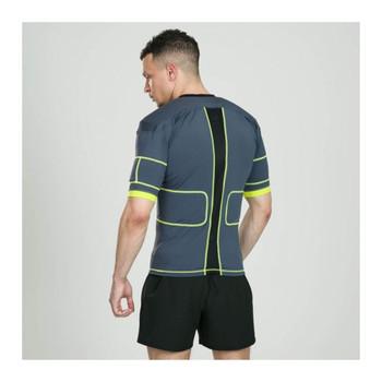 CCC Mens Vapodri Raze Pro Vest [ombre blue/sulphur spring]