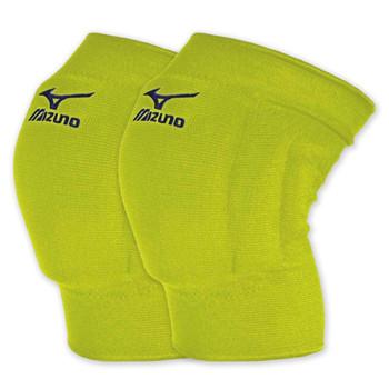 MIZUNO volleyball team knee pads [yellow]