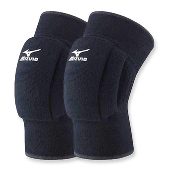 MIZUNO volleyball team knee pads [navy]