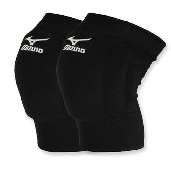 MIZUNO volleyball team knee pads [black]