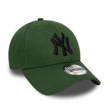 NEW ERA adjustable NY yankees MLB 940 cap [green]
