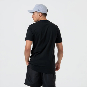 NEW ERA oakland raiders logo NFL t-shirt [black]