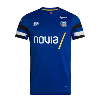 CCC bath rugby performance vapodri drill t-shirt [blue]