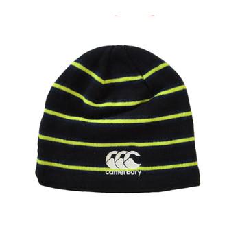 CCC ospreys rugby fleece beanie hat 2019/20 [black]