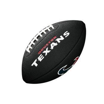 WILSON Houston Texans NFL mini american football [black]