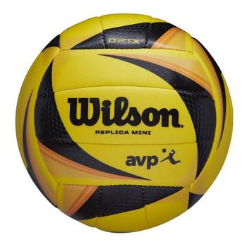 WILSON OPTX AVP replica mini beach volleyball [yellow/black]