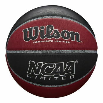 WILSON NCAA  limited edition basketball [red/black]-Size 7