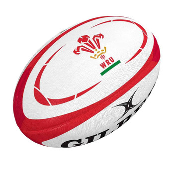 GILBERT wales replica 2020 midi rugby ball