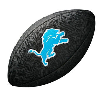 WILSON detroit lions NFL mini american football [black]