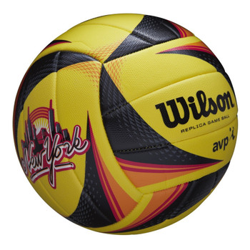 WILSON new york city OPTX AVP outdoor / beach volleyball [yellow]