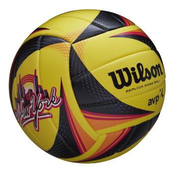 WILSON new york city OPTX AVP outdoor / beach volleyball [yellow]