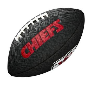 WILSON Kansas City Chiefs NFL mini american football [black]