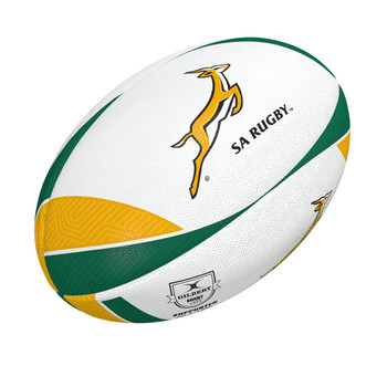 GILBERT South Africa Supporter Rugby Ball 2021