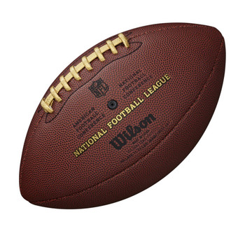 WILSON NFL Duke Performance Official American Football