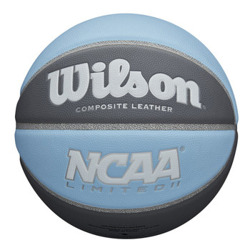 WILSON NCAA  limited edition basketball [grey/blue]-Size 7