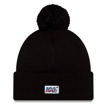 NEW ERA Oakland Raiders NFL sport knit bobble hat [black/grey]