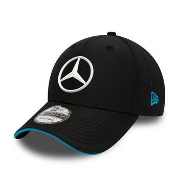 NEW ERA mercedes-benz formula E 9forty adjustable cap [black]