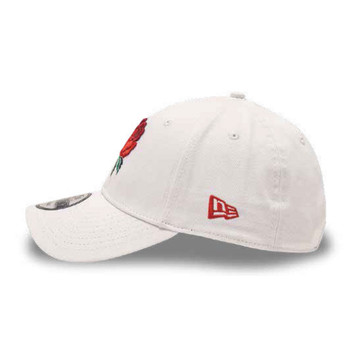NEW ERA england rugby RFU 9forty adjustable cap [white]