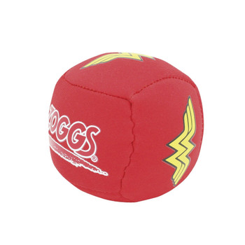ZOGGS wonder woman DC splash ball 8cm [red]