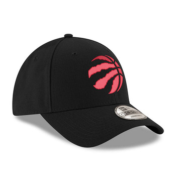 NEW ERA toronto raptors 9forty adjustable NBA cap [black]