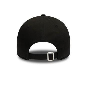 NEW ERA chicago bulls NBA 9forty outline cap [black]