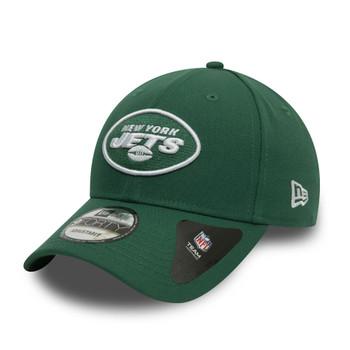 NEW ERA new york jets 9forty adjustable american football cap [green]