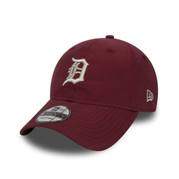 NEW ERA detroit tigers 9twenty packable adjustable MLB baseball cap [maroon]