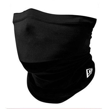 NEW ERA logo NFL neck gaiter face mask [black]