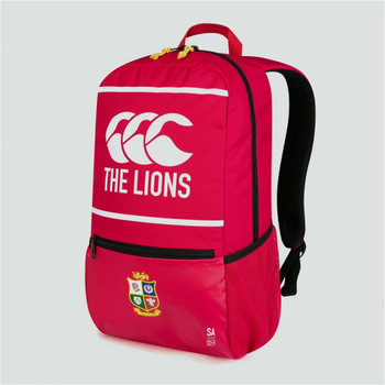 CCC british and irish lions medium backpack [Red]
