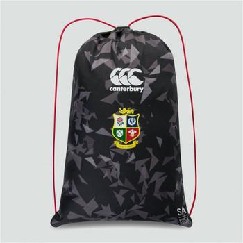 CCC british and irish lions gym sack [black]