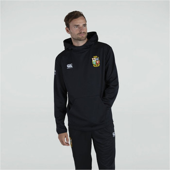 CCC british and irish lions rugby thermoreg overhead Hoody [black]