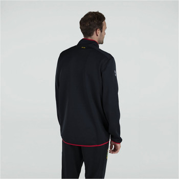 CCC british and irish lions rugby thermoreg quarter zip fleece [black]