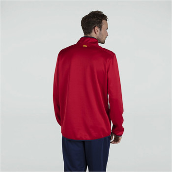CCC british and irish lions rugby thermoreg quarter zip fleece [red]