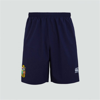 CCC british and irish lions 8 inch woven gym short [navy]