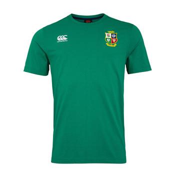 CCC british and irish lions cotton jersey tee [green]