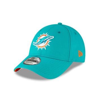 NEW ERA miami dolphins league blue 9forty cap [aqua]