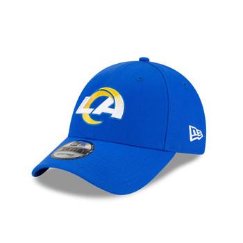 NEW ERA los angeles rams league blue 9forty cap [royal blue]