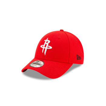 NEW ERA houston rockets the league red 9forty cap [Red]