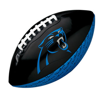 WILSON carolina panthers NFL mini peewee [25cm] debossed american football