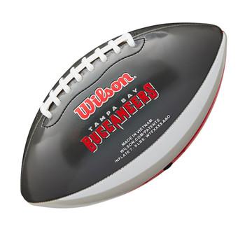 WILSON NFL tampa bay buccaneers peewee [25cm] debossed american football