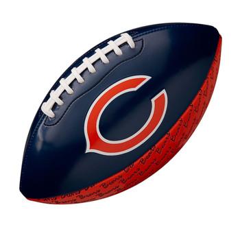 WILSON NFL chicago bears peewee [25cm] debossed american football