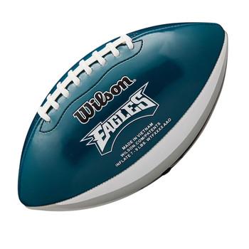 WILSON NFL philadelphia eagles peewee [25cm] debossed american football