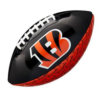 WILSON NFL cincinnati bengals peewee [25cm] debossed american football