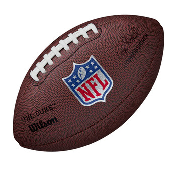 WILSON NFL Duke replica composite Official American Football
