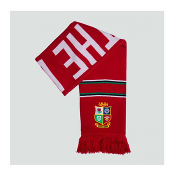 CCC british and irish lions supporters scarf [red]