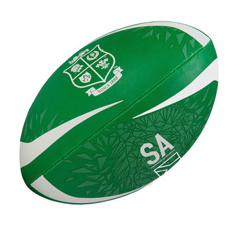 CCC british and irish lions thrillseeker supporter rugby ball green [size 5]
