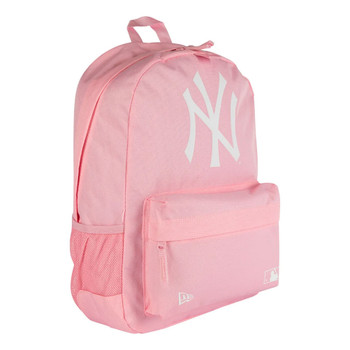 NEW ERA New York Yankees MLB backpack [pink]