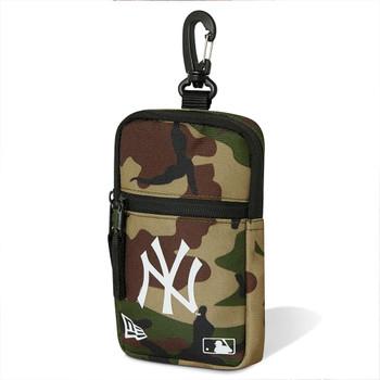 NEW ERA new york yankees MLB mini pouch [camo]