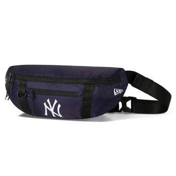 NEW ERA new york yankees MLB light waist bag [navy]
